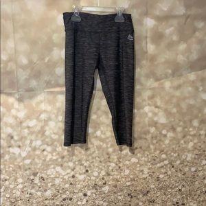 Girls gray Capri leggings